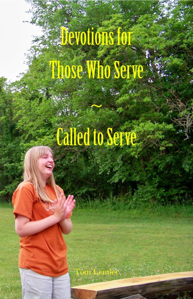 Called to Serve (front cover)