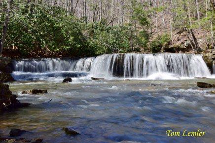 Marsh Fork Falls