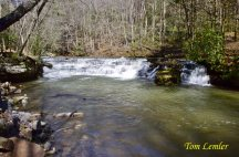 Camp Creek Falls
