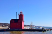 Holland Lighthouse (Big Red)