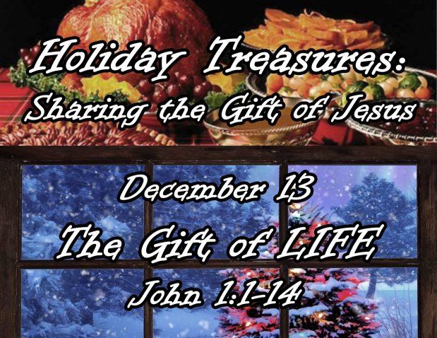 The Gift of LIFE (SermonAudio)