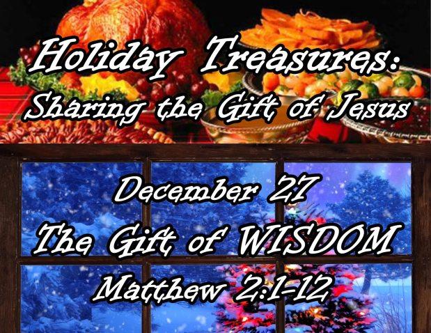 The Gift of WISDOM (SermonAudio)