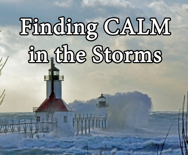 Finding (And Sharing) CALM in the Storms (SermonAudio)